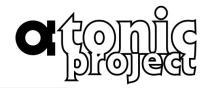 atonic logo sb